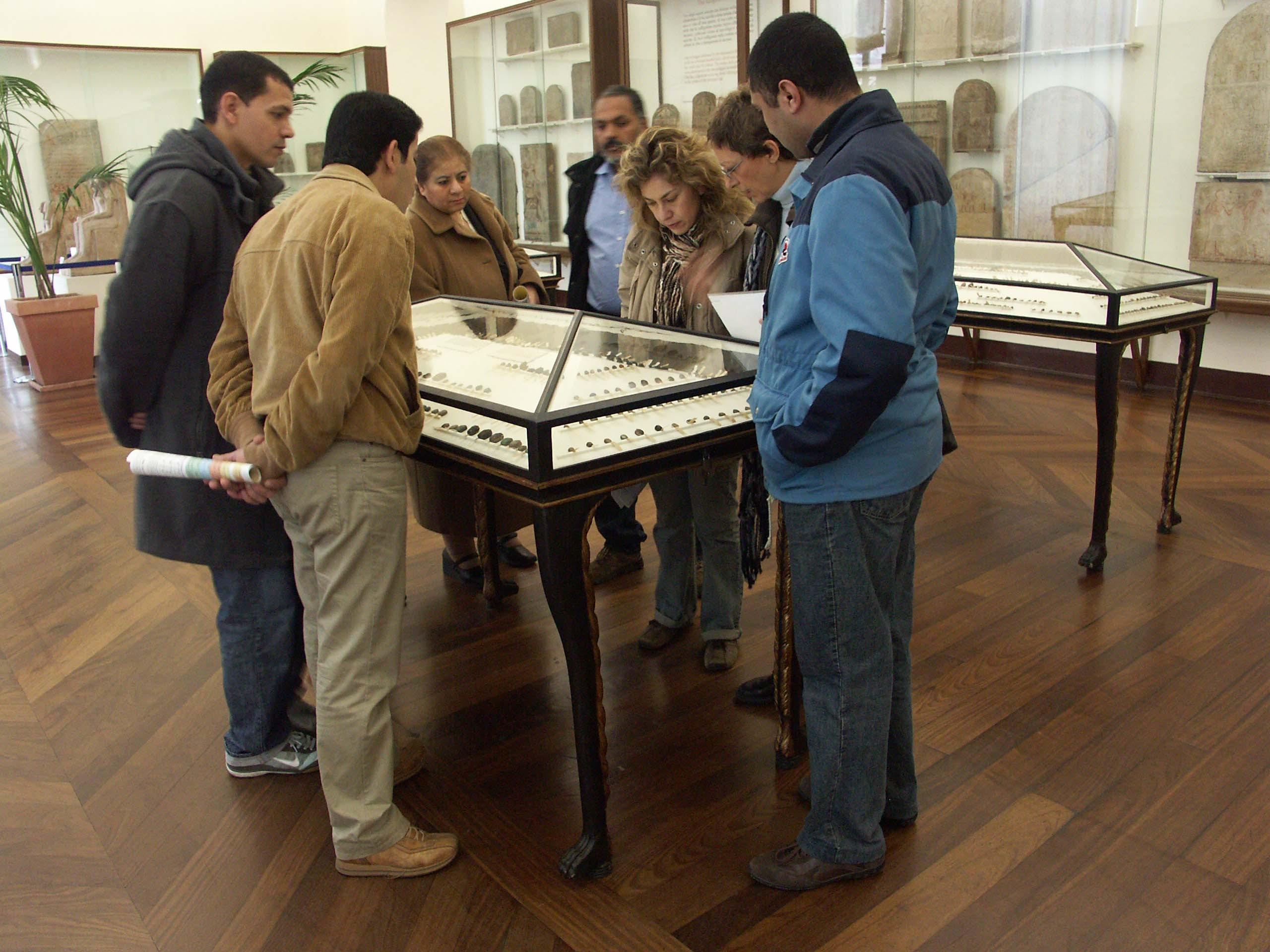 Museo Egizio per gli stranieri